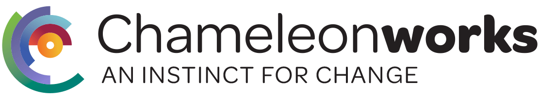 Chameleon Works logo